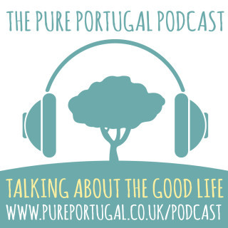 Our interview on Pure Portugal Podcast
