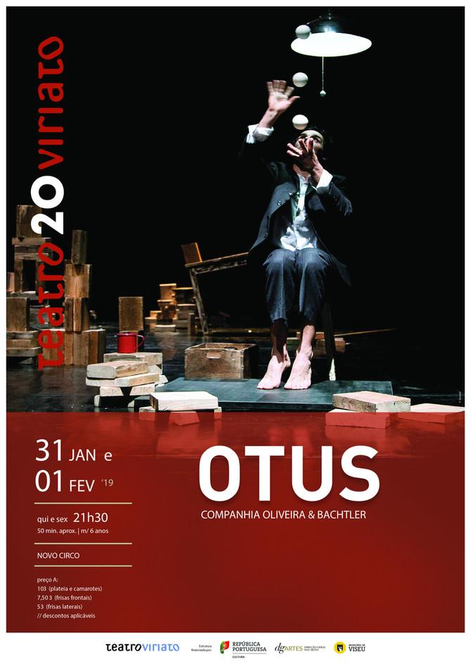 OTUS @ Teatro Viriato  31 Jan & 01 Feb