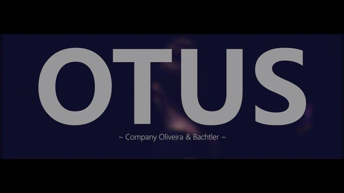 Join us for our next presentation of OTUS @ Centro de Arte de Ovar on Friday, May 10, 2019 at 10 PM