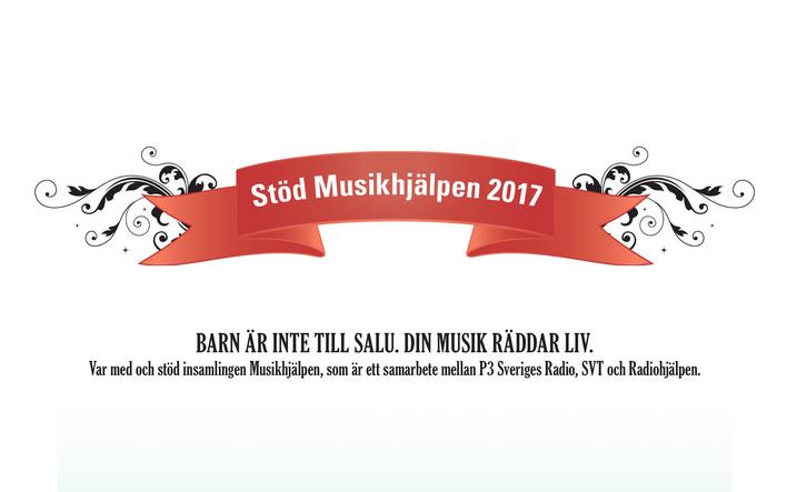 Stöd Musikhjälpen 2017