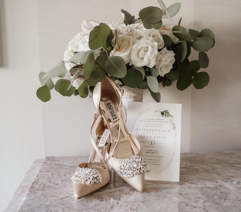 Shoes + Decor