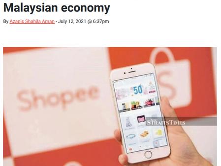 말레이시아 최대 온라인 쇼핑몰 쇼피, 소상공인 부양정책