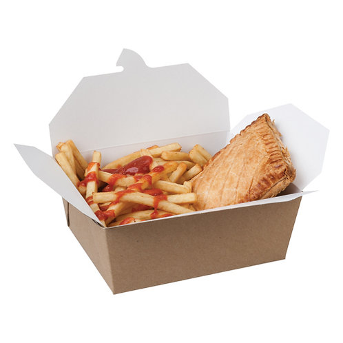 Multi-Food Box 1250ml (U.V. 250pcs )