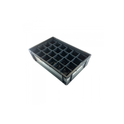 Box EURONORM 600x400xh170mm