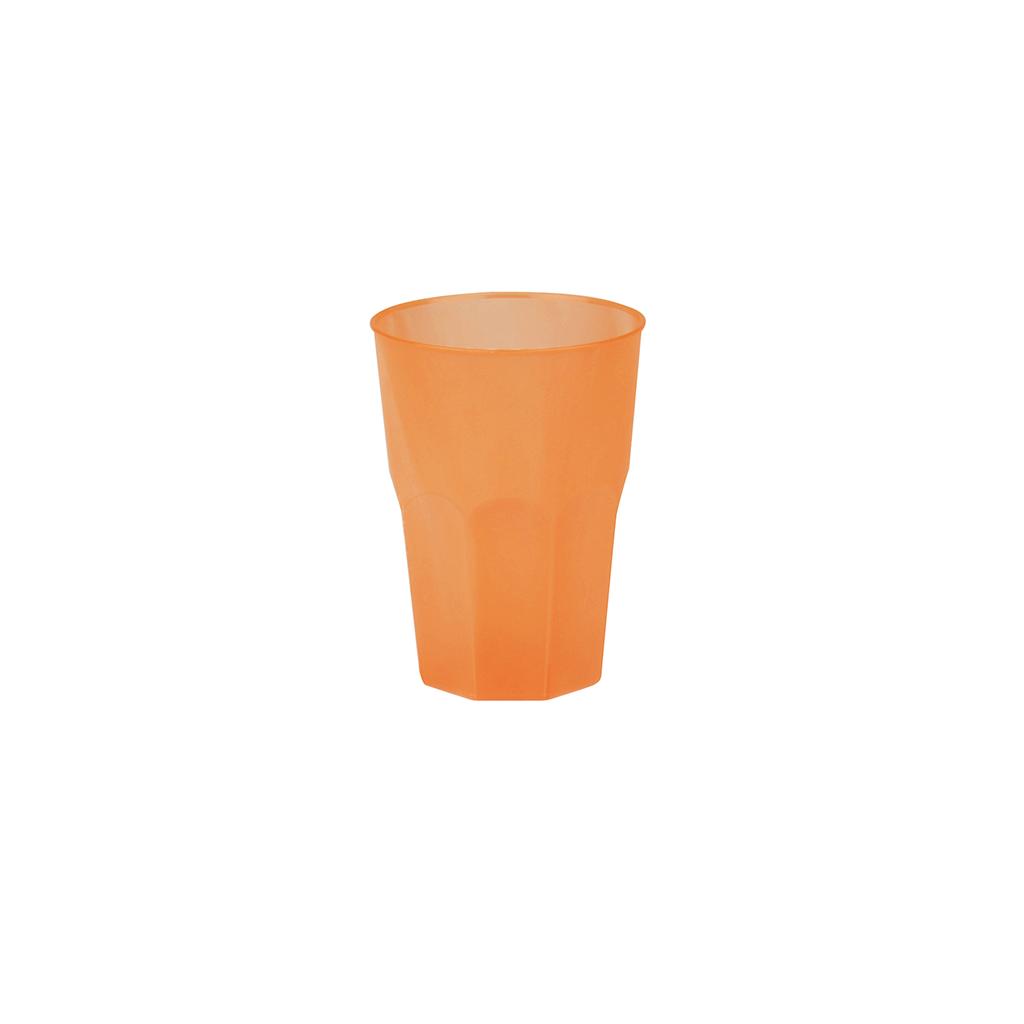 Verre Cocktail 400cc Orange