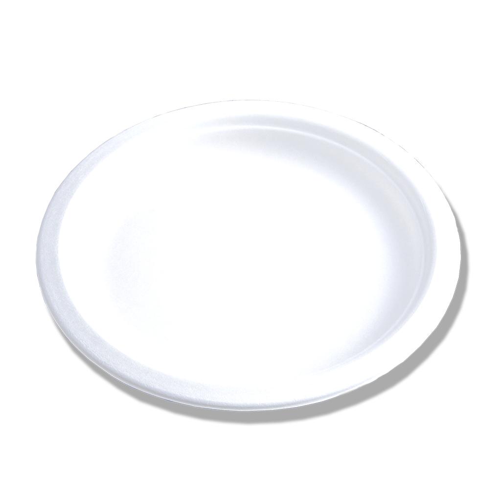 Assiette Bagasse ⌀26
