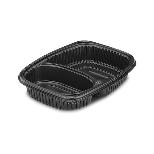 Cookipack 2 compartiments 1250ml ( U.V. 320pcs )