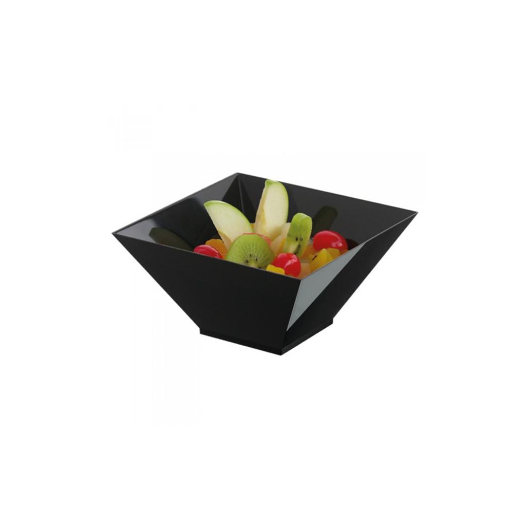 Bowl Cubik Noir 100cl