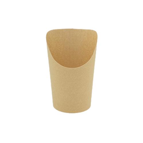 Tortilla Cup wrap kraft 5.5oz - 147ml (U.V. 1000pcs)