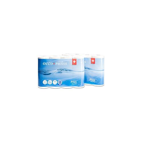 Papier ménage Oceo Swiss plus 3couches ( U.V.  32pcs )
