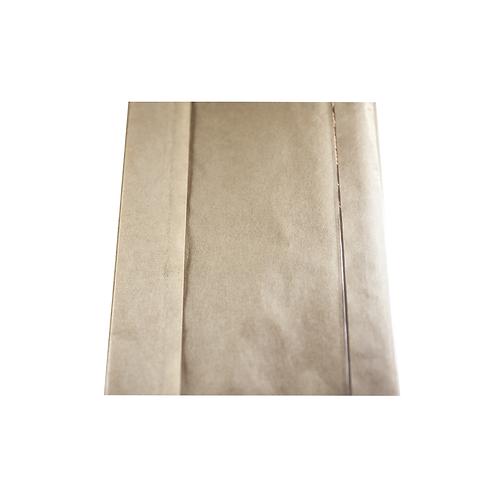 Sac à sandwich kraft, cellulose et fenêtre PLA 120+20/410mm ( U.V. 1000 )