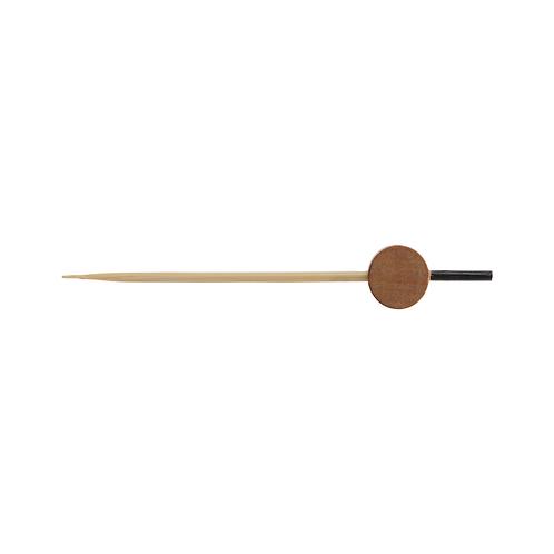 Pics cylindre marron 70mm ( U.V. 100pcs )