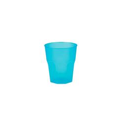 Verre Cocktail 290cc Bleu