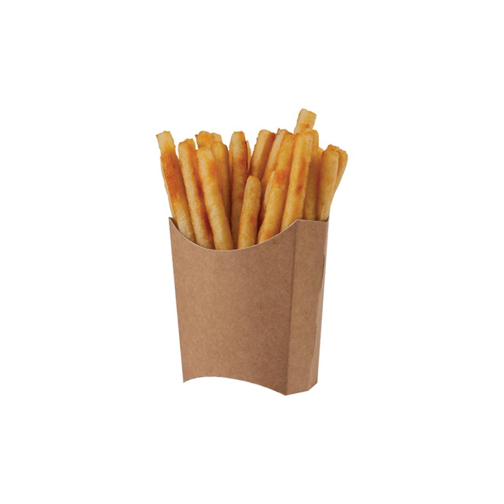 Pochette à frites kraft