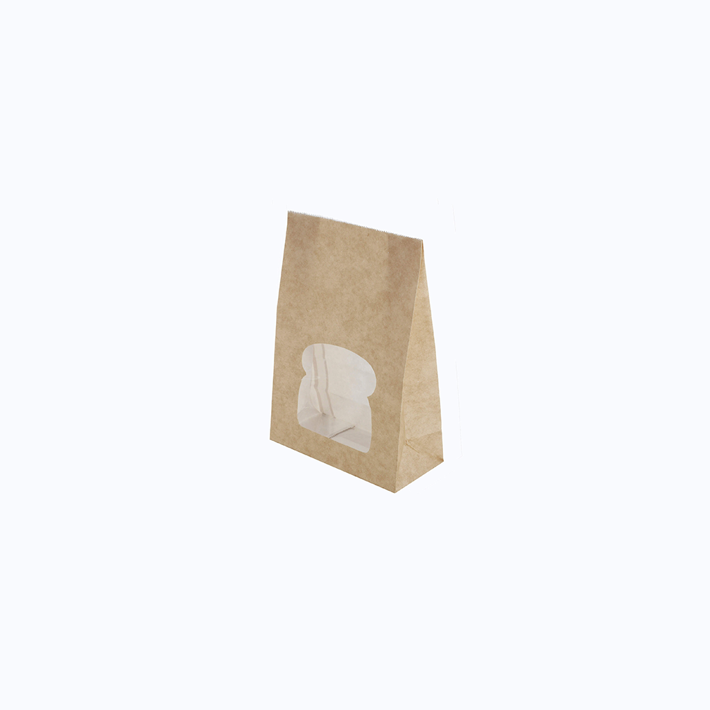 Sac deli avec fenêtre Toast
