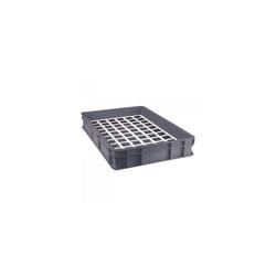 Box EURONORM 600x400xh80mm