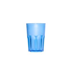 Verre Granity 400cc Bleu