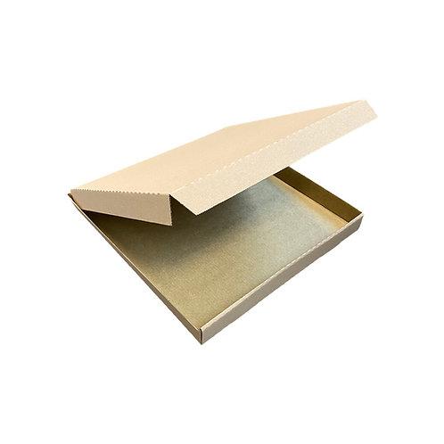 Pizza Box kraft neutres taille 1 - 300x300x30mm (U.V. 100pcs )