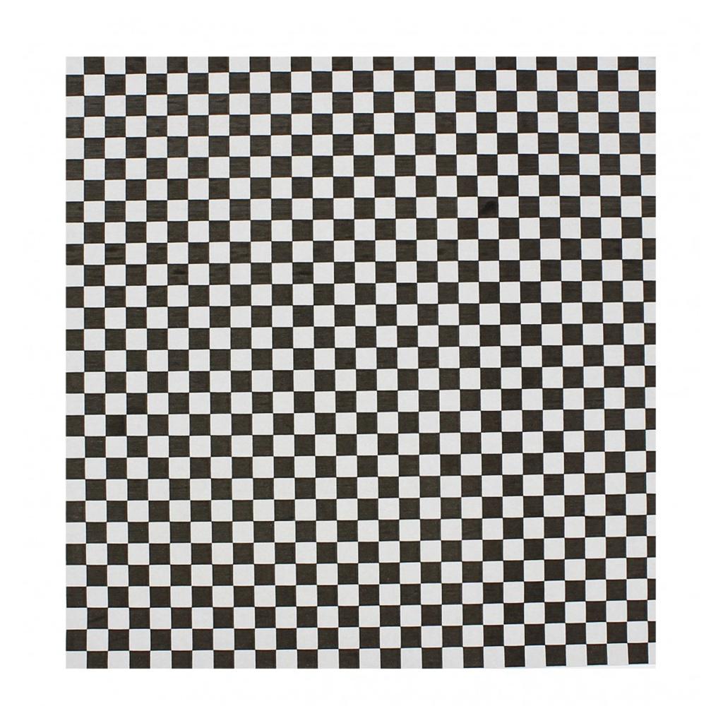 Papier Ingraissable Noir/Blanc
