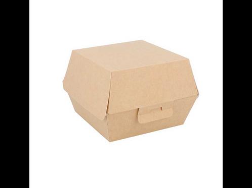 Boites Burger The Pack kraft ( U.V.  500pcs )