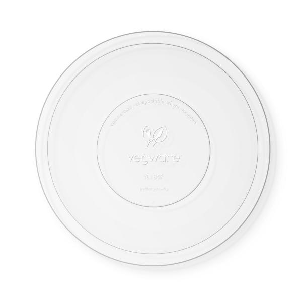 Couvercle pour bol Bon appetit transparent