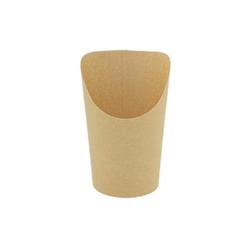 Tortilla cup kraft