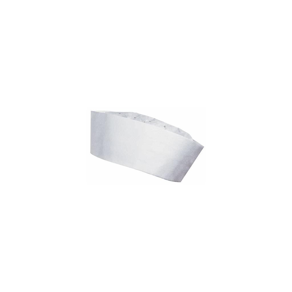 Calot papier crêpe
