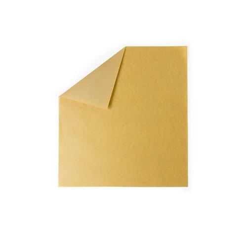 Papier ingraissable kraft compostable jusqu'à 220°