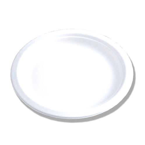 Assiette Bagasse ADBio Ø26cm ( U.V. 100pcs )