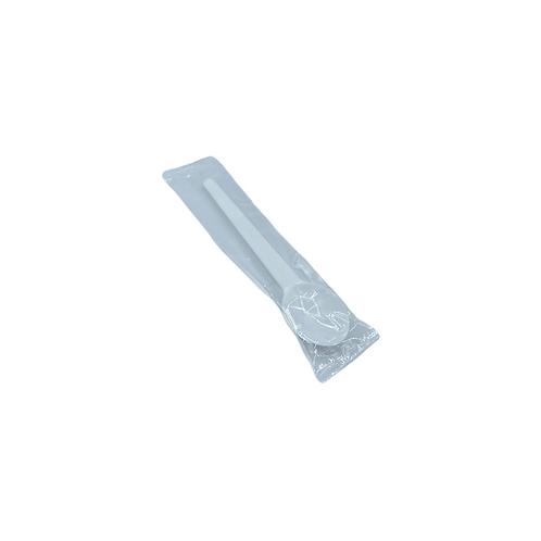 Petites cuillères PS emballées individuellement - 110mm  (U.V.2000pcs)