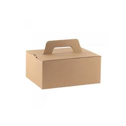 Lunch box kraft