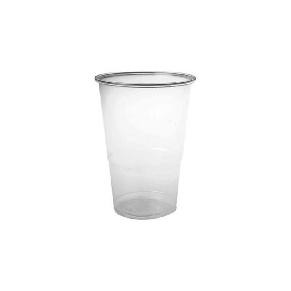 Gobelets transparents 2.5dl