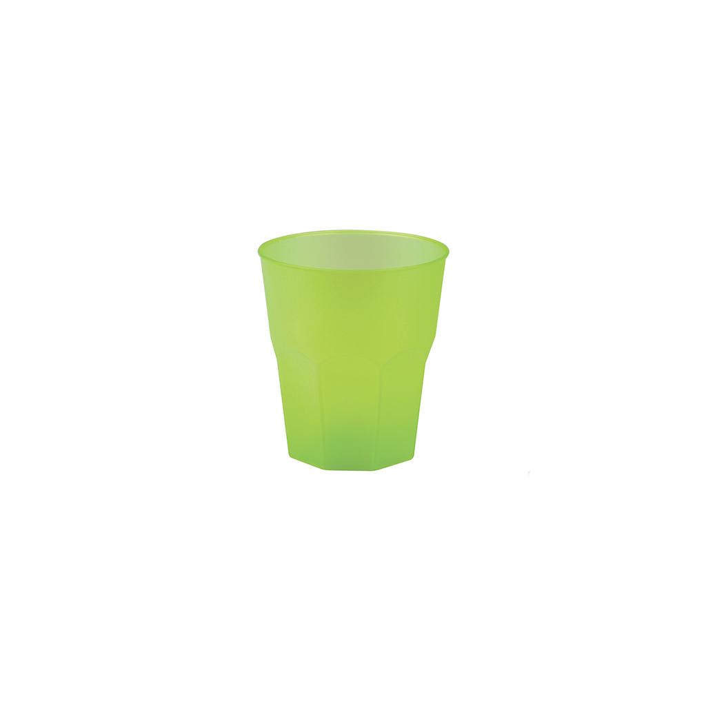Verre Cocktail 290cc Vert