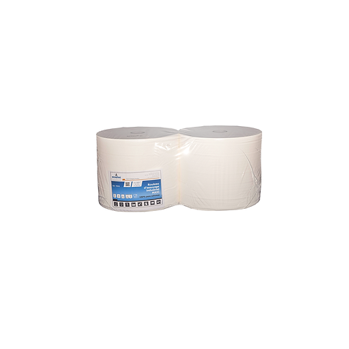 Rouleaux industriels 2c. pure cellulose 27x40cm ( U.V. 2rlx )