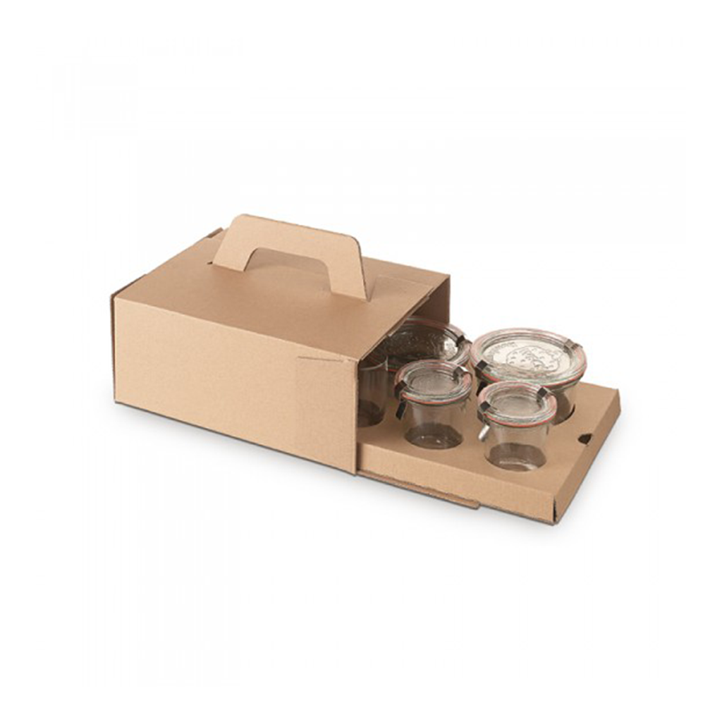 BOKOBOX inserts pour pots WECK