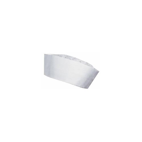 Calots papier crêpé neutre ( U.V. 100pcs )