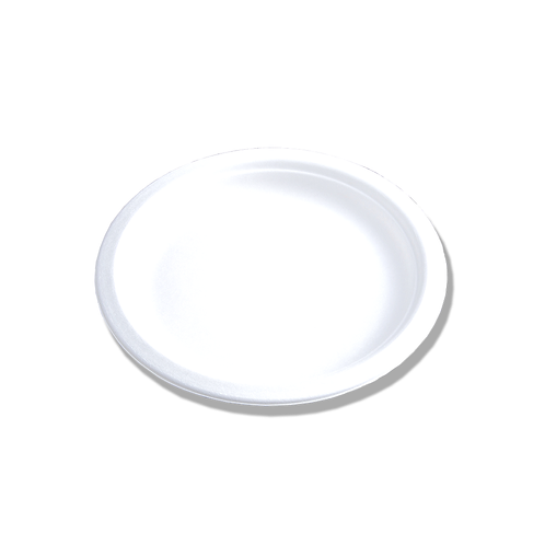Assiette Bagasse ADBio Ø18cm ( U.V. 100pcs )