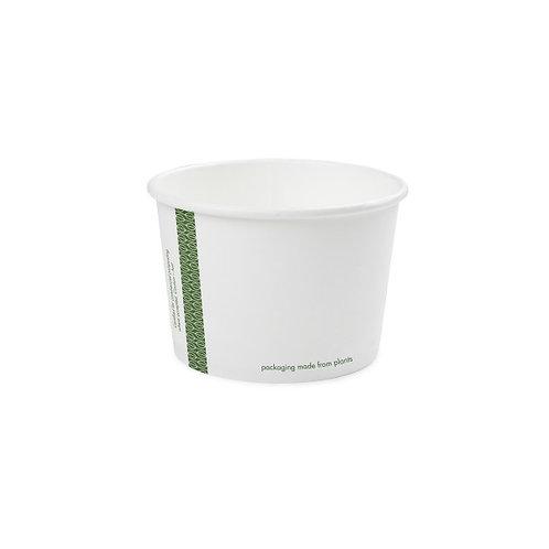 Pots carton DELI 16oz/473ml - cellulose/PLA ( U.V. 500 )
