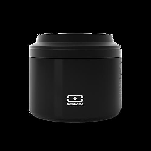 MB Element noir Onyx - La lunch box isotherme