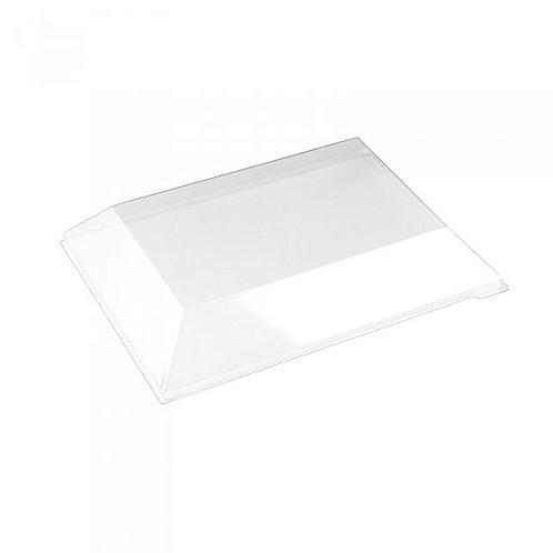 Couvercles pour assiettes Cubik naturel 180x130 (U.V. 100pcs)