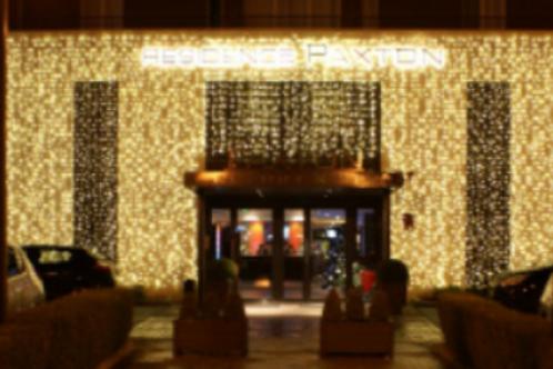 MASTER - Rideau pétillant 600 LED