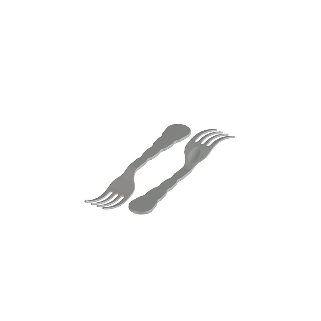 Fourchette réutilisable PP