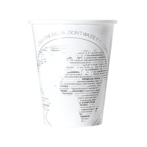 Gobelets à café MaterBi ADBio 2dl (U.V. 1000pcs )