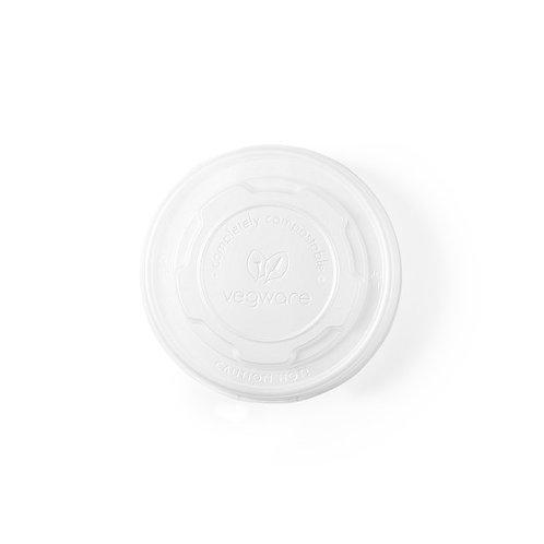 Couvercles CPLA pour DELI pots carton 6-10oz ( U.V. 1000 )
