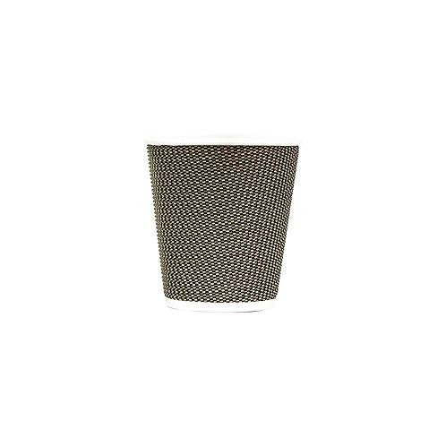 Gobelets à café double wall ADBio Cellulose/PLA 1dl (U.V. 500pcs )