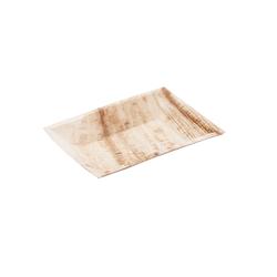 Assiette rectangle 12x17cm