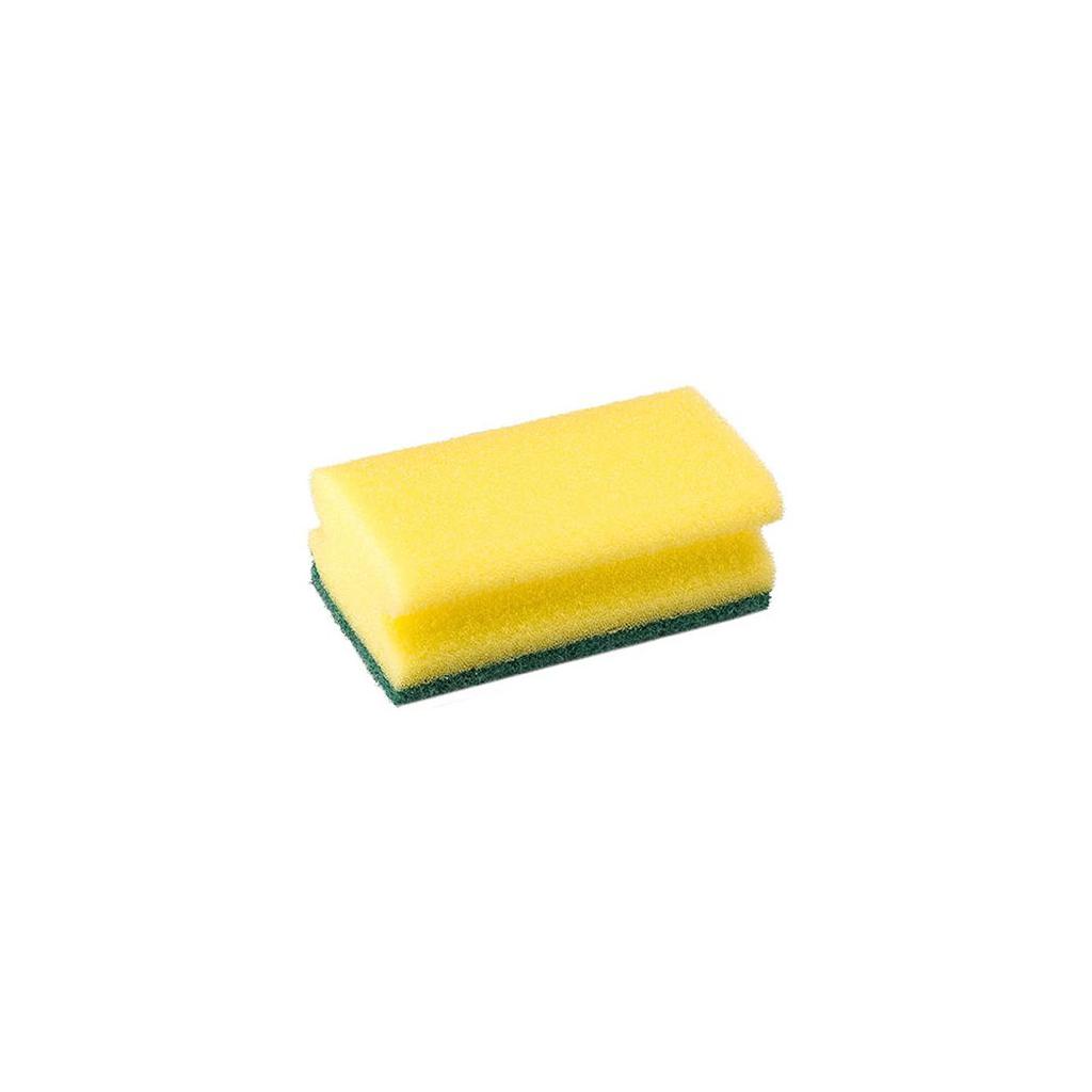 Eponge abrasive vert