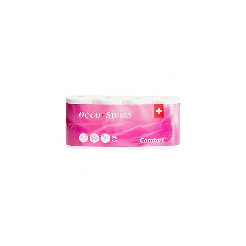 Papier WC Oceo Swiss Comfort 100% cellulose ( U.V. 56rlx )