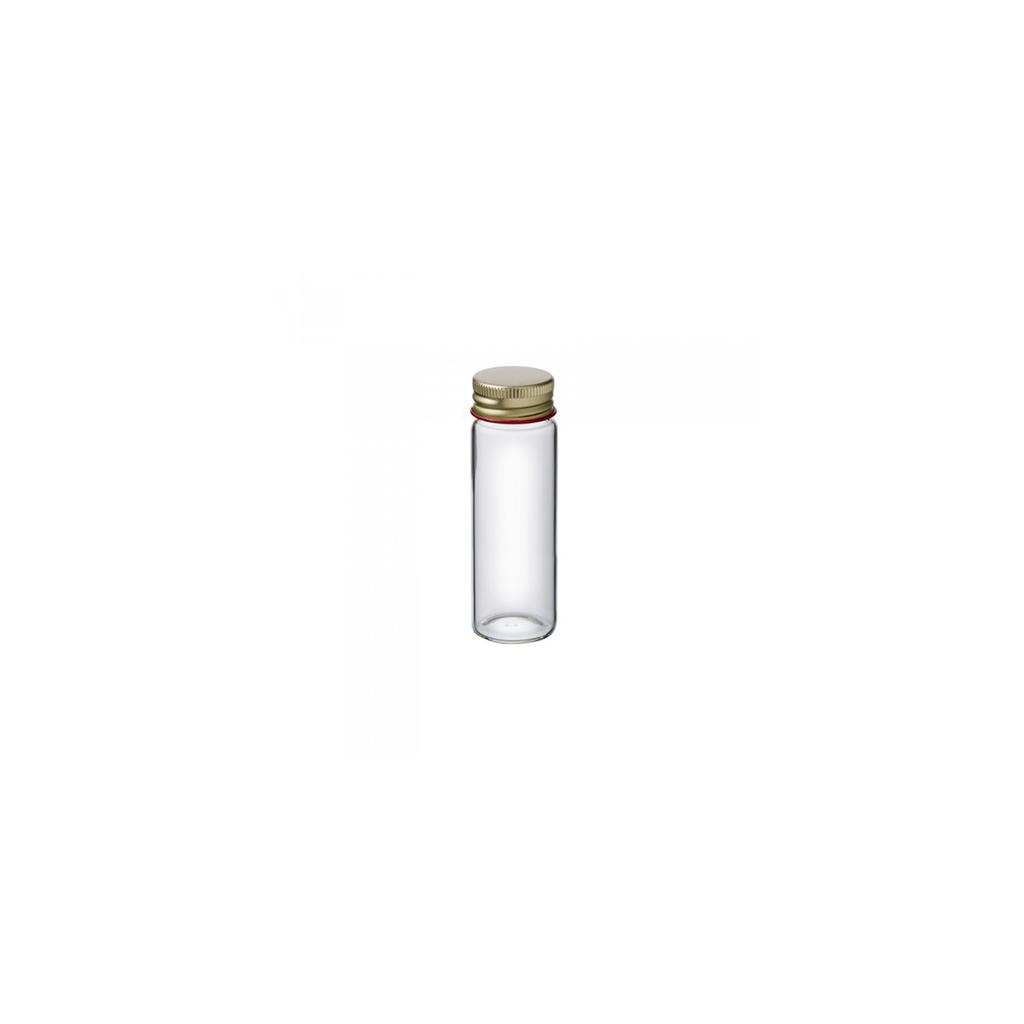 Tuboglass 3,5cl + couvercle alu