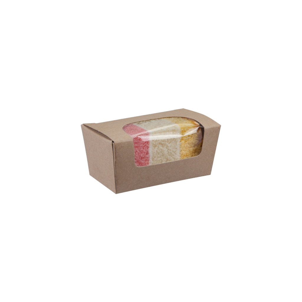 Small cake box kraft